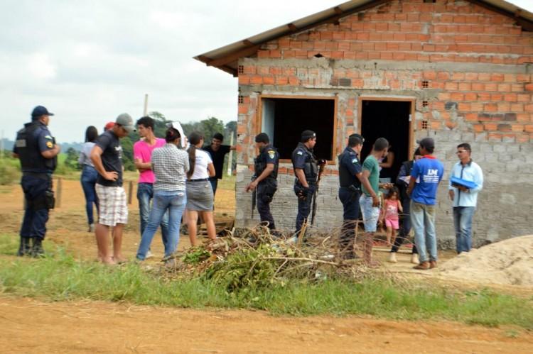 Justiça garante reintegração de posse de casas populares à prefeitura de Machadinho (2)