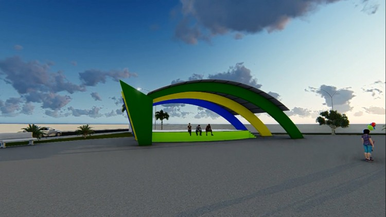 Ezequiel Junior destina emenda para palco de shows e campo sintético em Vale do Anari (4)