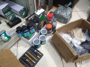 Policial Militar do Mato Grosso do Sul é preso em Rondônia suspeito de comercializar munições