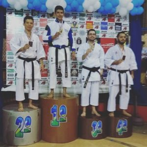Atletas da Academia Champions conquistam 8 medalhas na 2ª Copa Dojo Picanço em Porto Velho
