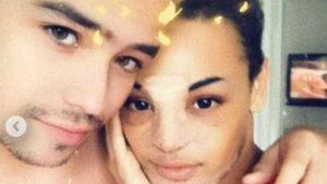 Pabllo Vittar posta foto abraçada a rapaz: 'Meu namorado lindo'