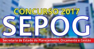 SEPOG convoca candidatos aprovados em concurso