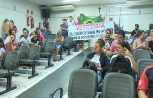Vereadores de Pimenta Bueno começam receber R$ 900 de auxílio-alimentação