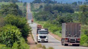 BR-364 em Rondônia terá 50 km de terceira faixa, informa ministro dos Transportes