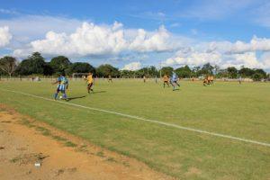 Machadinho: Acompanhe os jogos da primeira copa inverno de futebol de campo