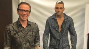 Primeiro androide sexual exclusivo para mulheres é criado por brasileiro