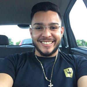 Após acidente com narguilé, jovem DJ vai parar na UTI em Porto Velho