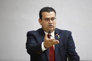 Ezequiel Junior requer alteração na aplicação de provas do I Concurso Público da Assembleia Legislativa