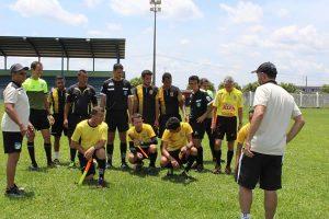 CBF seleciona árbitros de RO para programa de renovação, com avaliação física, psicológica e outras