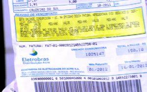 Câmara Federal aprova isenção do pagamento da conta de luz para famílias de baixa renda