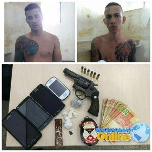 Polícia Civil de Machadinho desmantela quadrilha que praticava roubos na região de Ariquemes e Cujubim