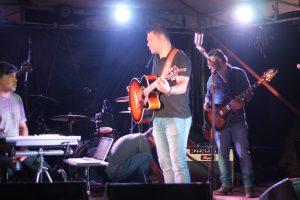 Machadinho: Primeiro evento Gospel Pastel e Louvor reuniu centenas de pessoas no Parque de Exposições