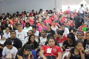 Conferência Municipal de Direitos da Criança e do Adolescente é realizada em Machadinho