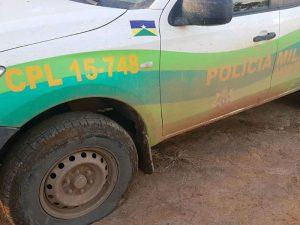 Guajará-Mirim: Grupo invade base da PM, resgata motos apreendidas e ameaça incendiar o local