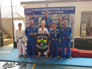 Machadinho: Atletas do Projeto de Judô da PM Mirim participam da 1ª Etapa estadual de Judô em Rolim de Moura