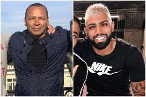 Durante festa, pai de Neymar parte para cima de Gabigol