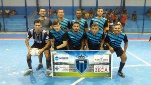 Copa Relâmpago de Futsal tem início em Machadinho nesta quinta-feira