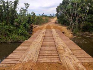 Prefeitura recupera duas pontes na linha 11 Belo Horizonte