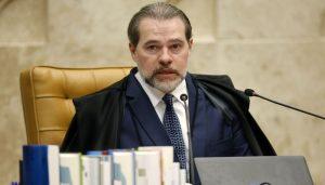 Toffoli suspende processos que contêm dados sem autorização judicial