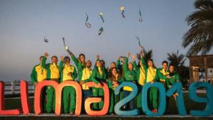 JOGOS PAN AMERICANO – Brasil ficou na vice-liderança no quadro que não vinha há 56 anos