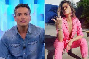 Lívia Andrade solta o verbo e revela motivo de briga com Leo Dias