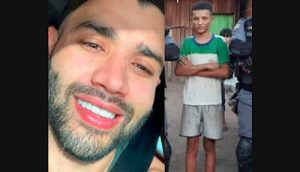 Gusttavo Lima irá reformar casa de garoto que foi humilhado por vender picolé em Grajaú-MA