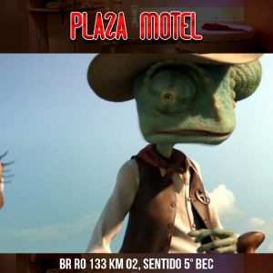 Machadinho agora tem Plaza Motel, Venha conhecer!