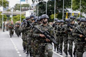 Exército brasileiro abre vagas para militares temporários com salários que chegam a R$ 7,5 mil