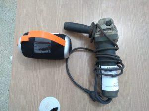 Machadinho: Polícia Civil publica foto de objetos para reconhecimento