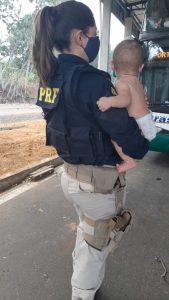 Ji-Paraná/RO: PRF detém homem que praticava ato libidinoso em ônibus