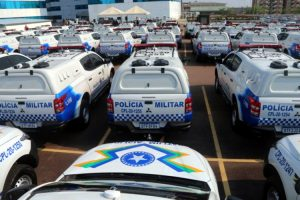 Segurança Pública de Rondônia é fortalecida com mais 110 viaturas equipadas com alta tecnologia