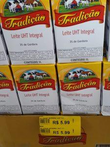 Preço do leite produzido em Rondônia não reduz depois de decreto de isenção tributária