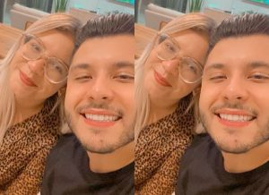Marília Mendonça e Murilo Huff reatam namoro