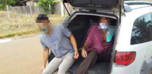 Machadinho: Pai e filho são presos pela Polícia Civil  acusados de estupro de vulnerável