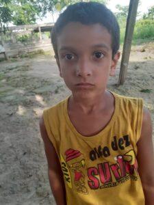 Machadinho: Campanha é realizada para ajudar no tratamento de saúde do pequeno Hiago