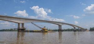 Ponte que ligará Rondônia ao Acre está pronta
