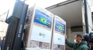 Ministério da Saúde ultrapassa 50 milhões de vacinas distribuídas