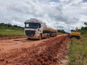 Justiça Federal libera obra em trecho da BR-319, que liga Manaus a Porto Velho