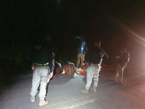 PRF recaptura três presos que haviam fugido do Centro de Ressocialização de Ariquemes/RO