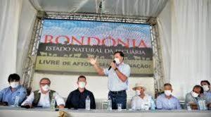 Em evento produtores cobram reintegração de terras invadidas em Rondônia