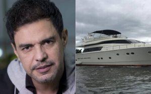 Zezé Di Camargo compra maior iate da América Latina