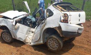 Joveos de 21 anos perde a vida em acidente de trânsito na RO 133